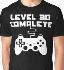 Level 30 Completed Graphic T-Shirt
