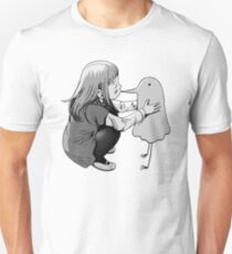 Goodnight / Oyasumi Punpun - Aiko's Kiss T-Shirt