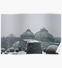 Austria in winter Poster