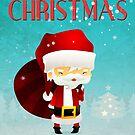 Xmas Santa by capdeville13