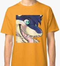 blue wild dogs Classic T-Shirt