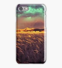 Caught in the Storm iPhone Case/Skin