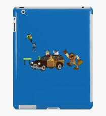 Getting there is half the fun come share it with me iPad Case/Skin