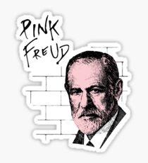 Rose Freud Sigmund Freud Sticker