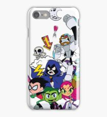 Teen Titans iPhone Case/Skin