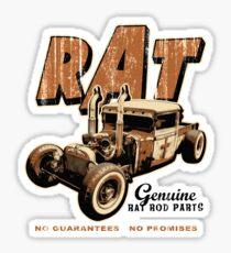 RAT - Pipes Sticker