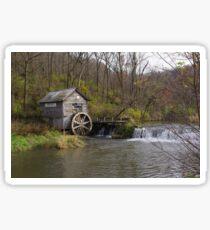 Rural Wisconsin - Hyde's Mill Sticker