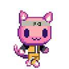 Ninja Oka by CupofTeaGames