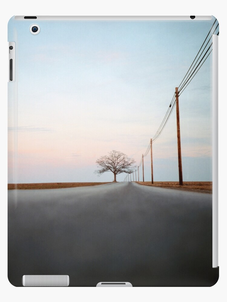 A Lonely Tree on a Long Road von Daniel Regner