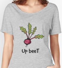 Up beet Women's Relaxed Fit T-Shirt