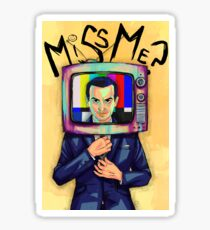 Moriarty - Miss me? Sticker