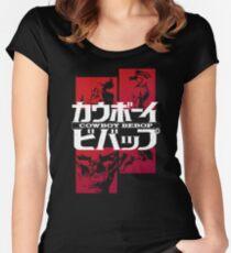 Cowboy Bebop - T-shirt / Hoodie Women's Fitted Scoop T-Shirt