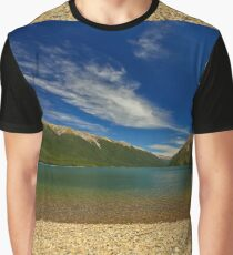 Lake Rotoiti New Zealand Graphic T-Shirt