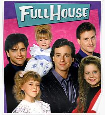 Full House Comedy Movie Poster
