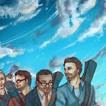 Louden Swain Sky  by toastytofu