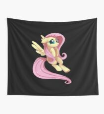 Fluttershy Wall Tapestry