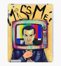 Moriarty - Miss me? iPad Case/Skin