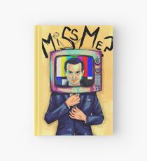 Moriarty - Miss me? Hardcover Journal