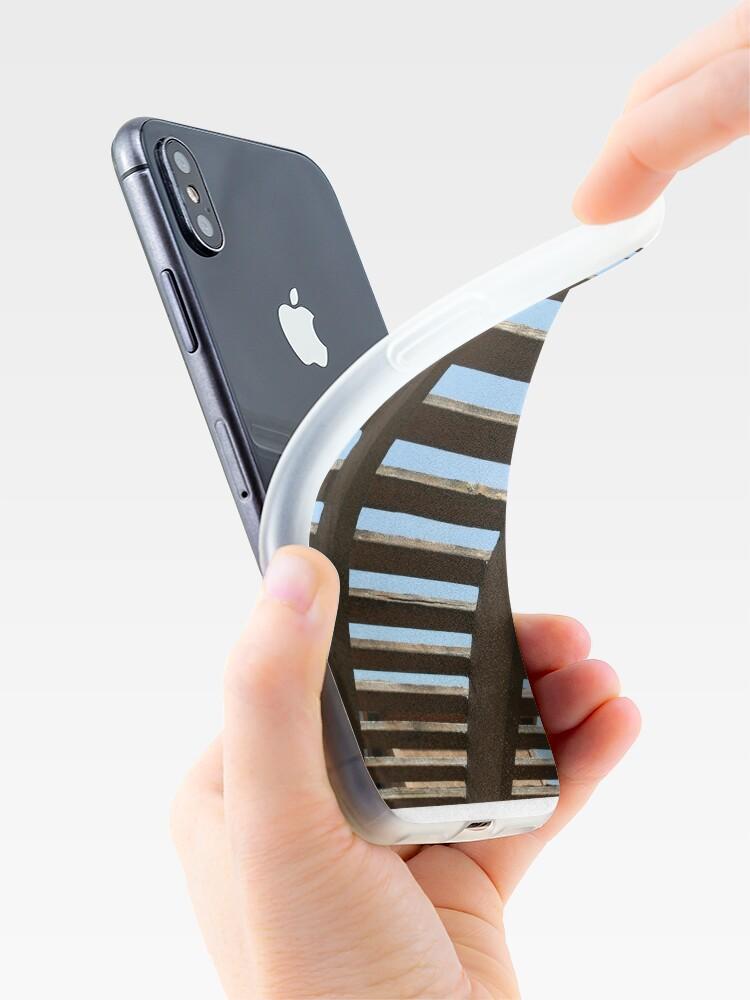 Alternative Ansicht von Architectural Study 1 iPhone-Hülle & Cover