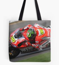 Cal Crutchlow MotoGP Tote Bag