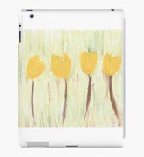 tulips iPad Case/Skin