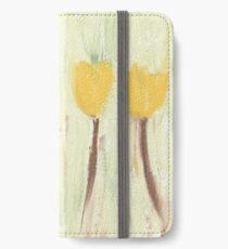 tulips iPhone Wallet/Case/Skin