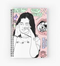 Cuaderno de espiral SOUL WOMAN