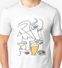 After Picasso - Friday Unisex T-Shirt
