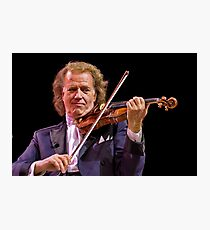 Andre Rieu - Music Maestro Photographic Print