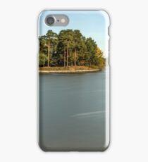 Kaunas Lagoon slow shutter speed iPhone Case/Skin