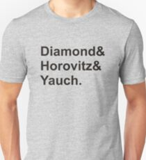 diamond horovitz yauch Unisex T-Shirt