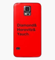 diamond horovitz yauch Case/Skin for Samsung Galaxy