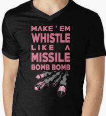 Blackpink - Make'Em Whistle Men's V-Neck T-Shirt