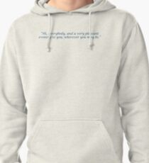 Vin Scully Tribute Pullover Hoodie