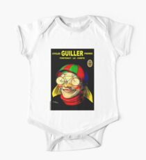 GUILLER CYCLES; Vintage Bicycle Advertising Prints One Piece - Short Sleeve