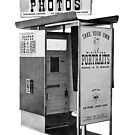 Model 14 Photobooth by kayve