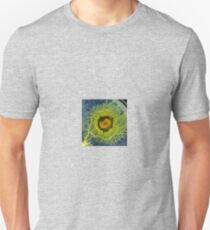 Slime mould and the pill Slim Fit T-Shirt