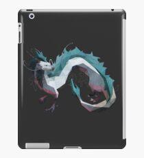 Haku (Dragon) - Spirited Away iPad Case/Skin