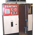 Vintage Colour Photobooth by kayve