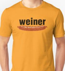 weiner (w. sausage) T-Shirt