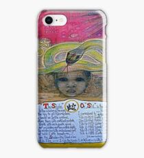 the snake ;- chinese horoscopes, your year. iPhone Case/Skin