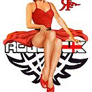ROGUE UK PINUP by Rogueclothes