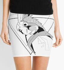 Thin Cockatiel Mini Skirt