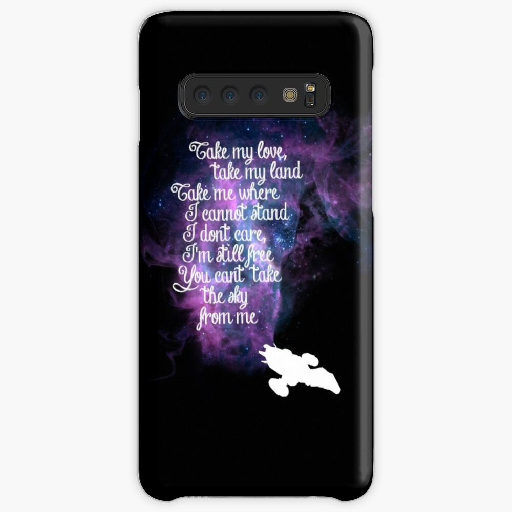 Firefly theme (The Ballad of Serenity) Case & Skin for Samsung Galaxy