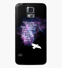 Firefly theme (The Ballad of Serenity) Case/Skin for Samsung Galaxy