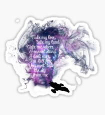 Firefly theme (The Ballad of Serenity) Sticker