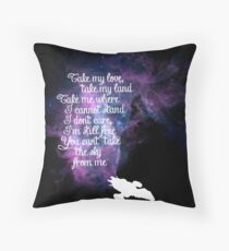 Firefly theme (The Ballad of Serenity) Throw Pillow