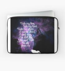 Firefly theme (The Ballad of Serenity) Laptop Sleeve