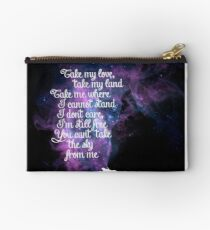 Firefly theme (The Ballad of Serenity) Studio Pouch