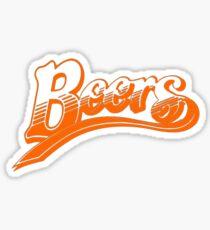 BEERS Sticker